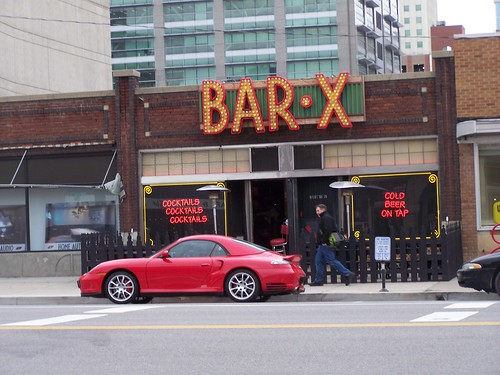 Bar X, Salt Lake City