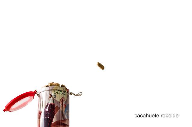 167/366: cacahuete rebelde