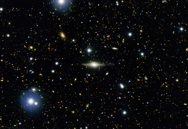 An ultradeep image that's *full* of galaxies! - Bad ...