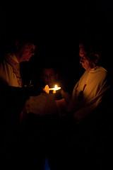 Easter Vigil Mass - April 03, 2010