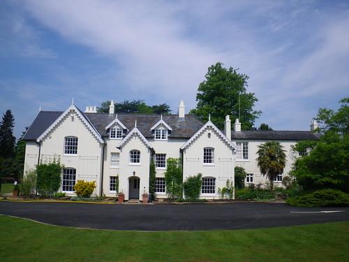 Jermyn House, Sir Harold Hillier Gardens