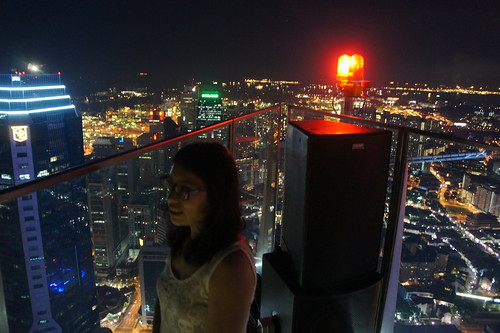 On top of Singapore