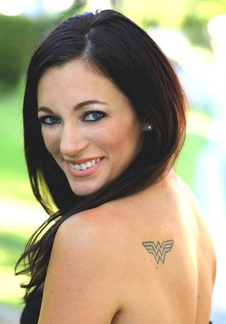 Wonder Woman  Wonder Woman Wrist Tattoo Designs
