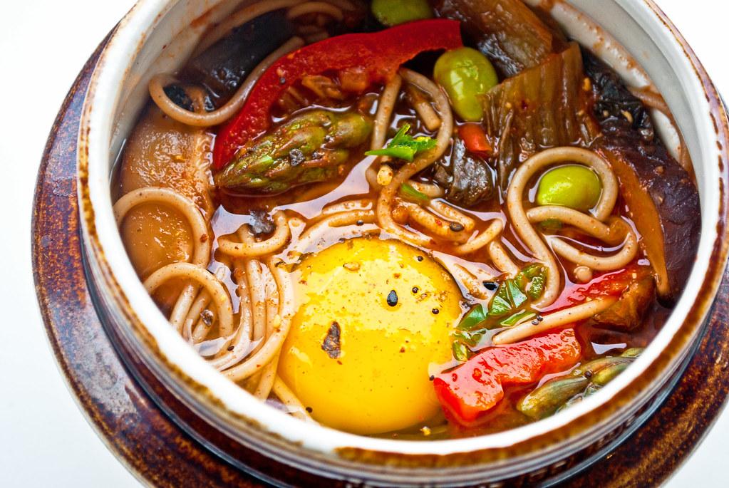 365-280 Kimchi Noodle soup