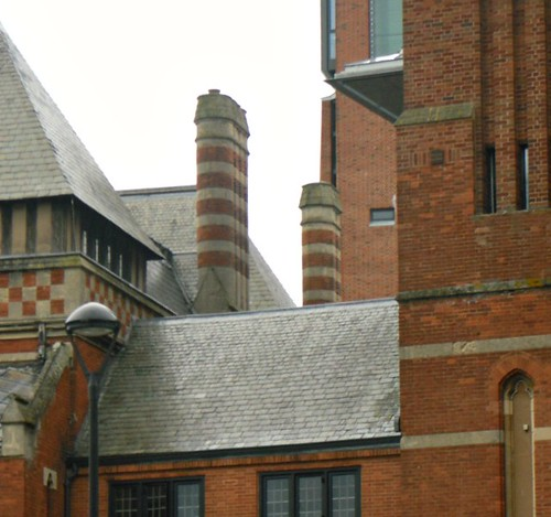Stratford-upon-Avon, Royal Shakespeare Company Building  6