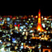 Tokyo lights by marcusuke
