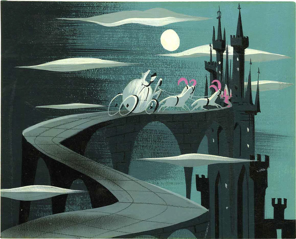 Mary Blair carriage