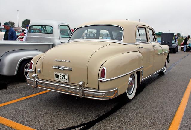 1950 dodge coronet 4 door sedan 2 of 2 photographed at for 1950 dodge coronet 2 door