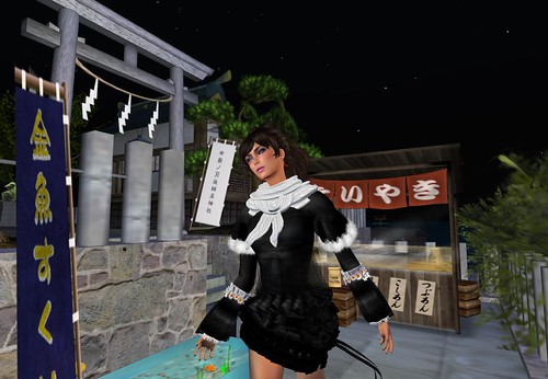 BB - Gosu Spring Outfit (promotion 10 lindens) by Cherokeeh Asteria
