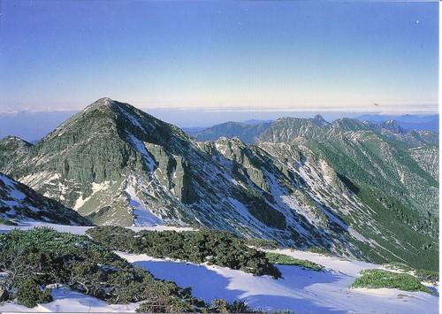 Shei-Pa National Park Taiwan