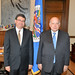 Secretary General Meets with the President of the Inter-American Court of Human Rights