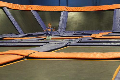 Open Jump at SkyZone in Plainfield, In #IndyMama