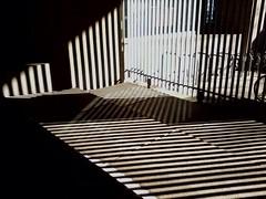 Stark shadows