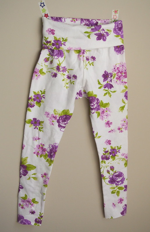 Apple Loungewear Leggings by Shwin Designs