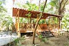 Deck and Tiki Bar Jungle House by Joe Gatto Costa Rica