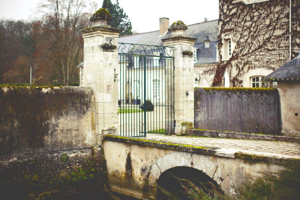 goodbye to Chateau du Portail