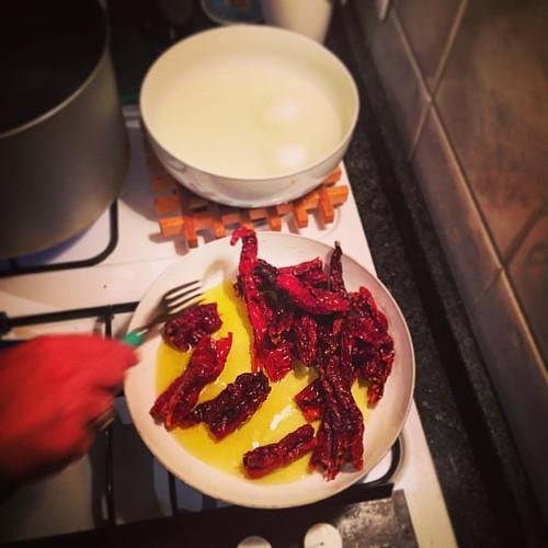 Il momento è topico #kitchen #house #handmade #food #foodporn #basilicata