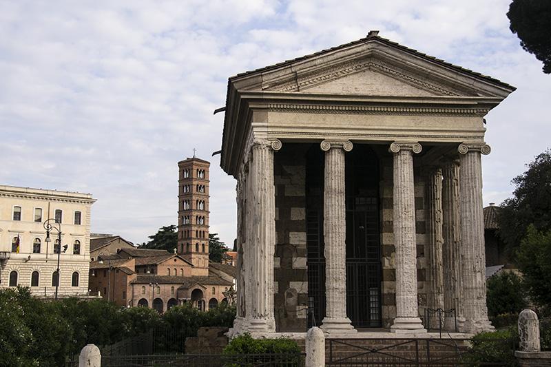 Rome Tempio Portunus