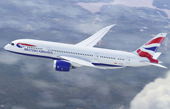 British Airways B787-8 (British Airways)