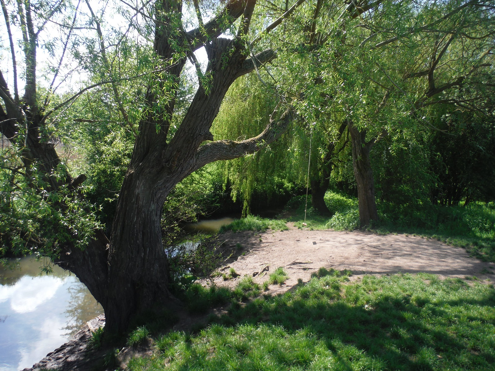 Cuttle Brook Nature Reserve SWC Walk 190 - Thame Circular