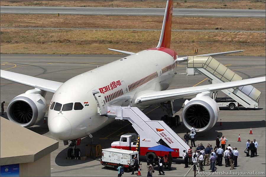 Boeing-787 Dreamliner (B-787 Дриммлайнер)  авиакомпании Air India