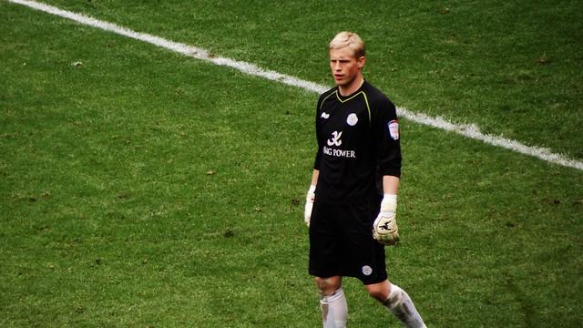 Kasper Schmeichel, Leicester City goalkeeper