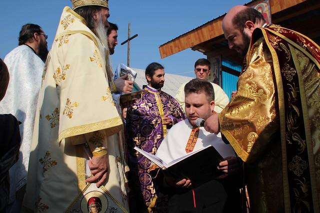 Iulian-Hirotonie intru diacon