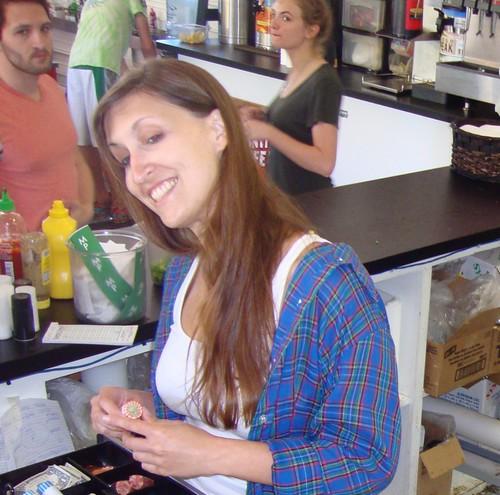 Amanda Chervenak, Shreveport by trudeau