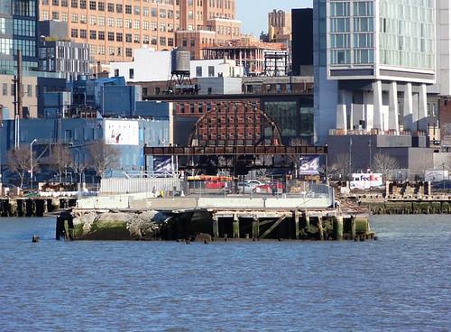Pier 54 Hudson River