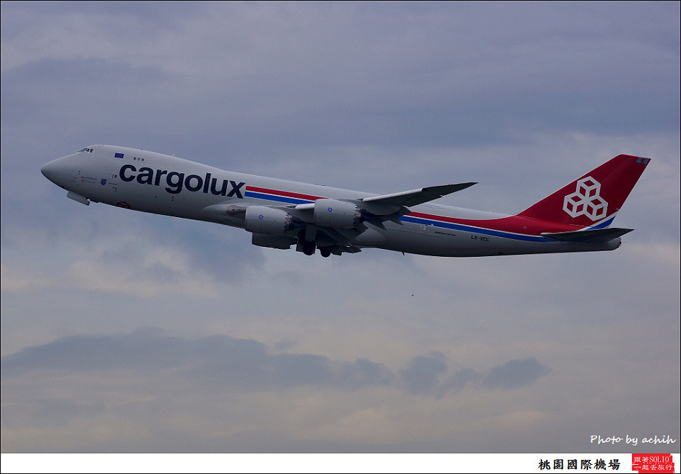 Cargolux LX-VCC貨機005