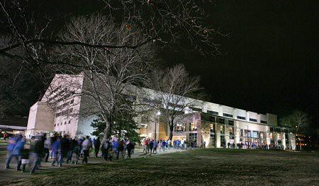 Allen Fieldhouse (via overlandpark.com)
