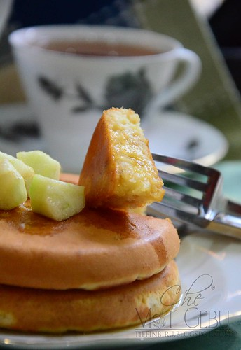 pancake epal dan oats