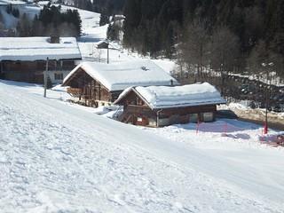 La Créchouna - Location d'appartement en montagne dans chalet indépendant (Arêches - Beaufort, Savoie, Mont Blanc)