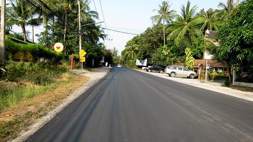 koh Samui Bophut - Bigbuddha Road