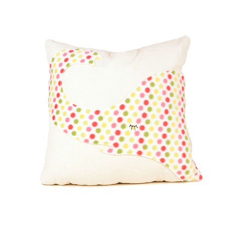 elephant_polka dot_pillow_ecofelt_ekofabrik