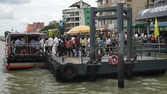 Wang Lang Pier, Chao Phraya River, Bangkok