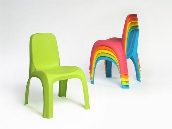 Gili Chair by Dor Carmon, Keter Plastic