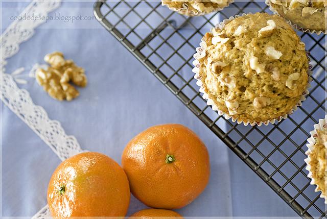 Muffins de zanahoria_mandarina_nueces_3