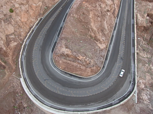 Dam Access Road