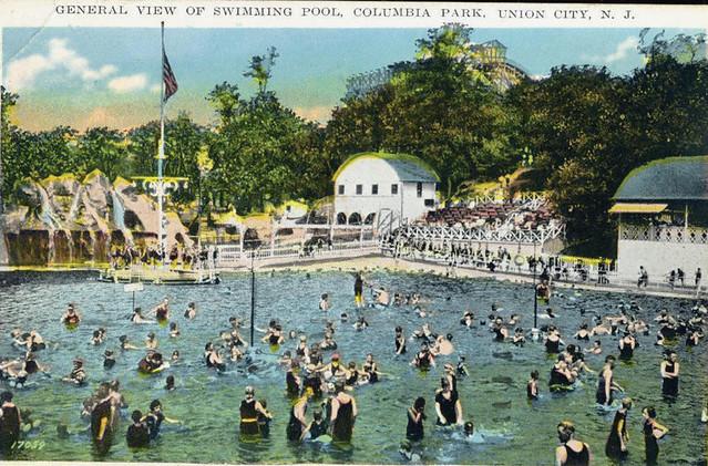 Columbia Park Swimming Pool Flickr Photo Sharing