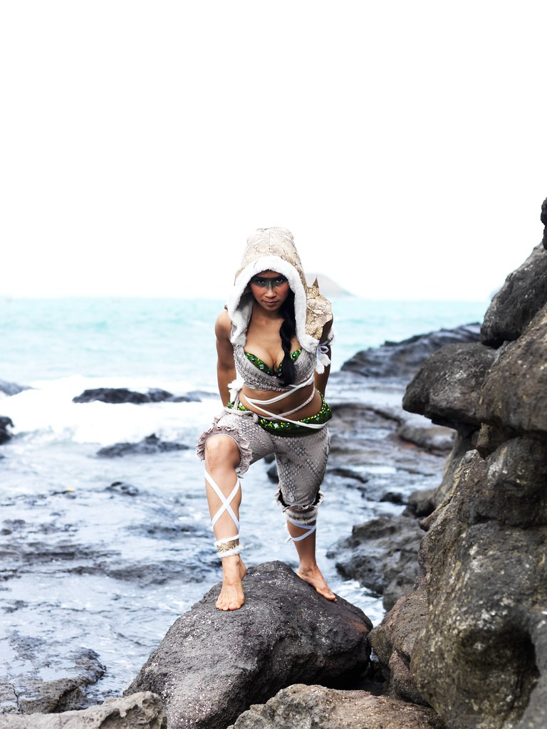 Anasma Lanikai Snake Costume by Firefly Style Photos Joe Marquez _0181