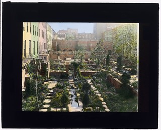 Turtle Bay Gardens, 227-247 East 48 Street and 228-46 East 49 Street, New York, New York (LOC)