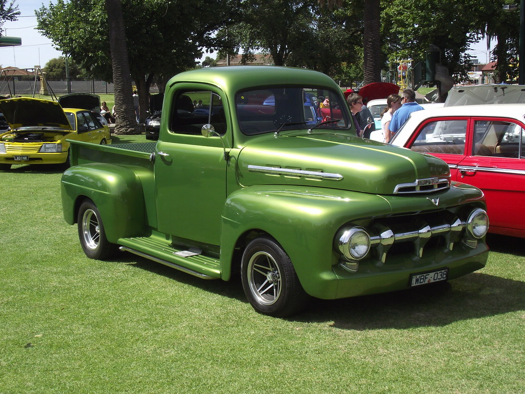 Billyb427s Favorite Flickr Photos Picssr 1951 52 Ford Pick Up F100 Ute Hot Rod