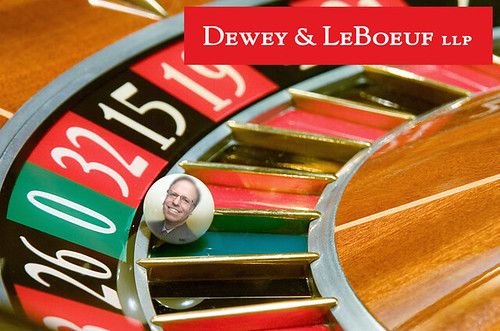DEWEY ROULETTE by Colonel Flick