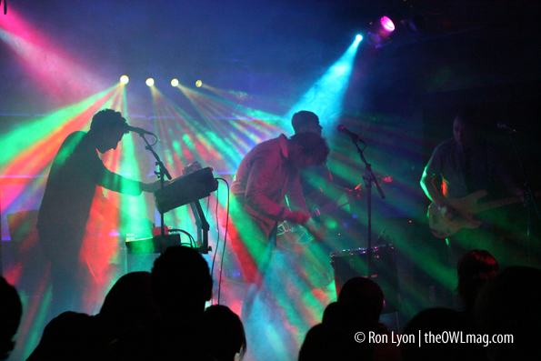 Caveman @ The Echo, LA 4/25/12