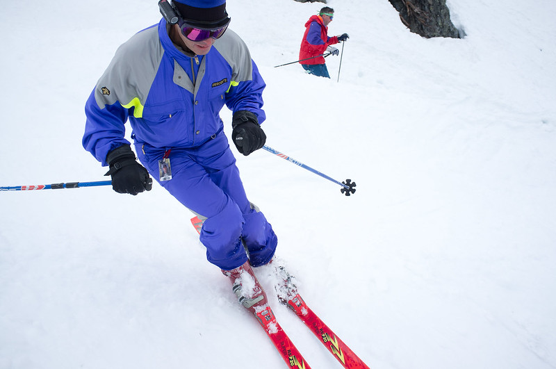how to get into shape for snow skiing