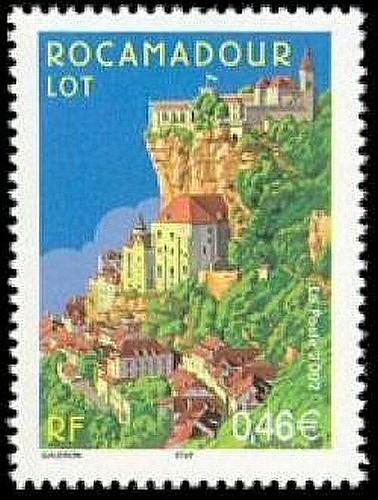 Rocamadour. (Lot)