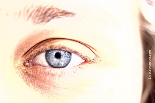 ...the eye... by Garbándaras