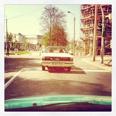 Ford fährt fort...
