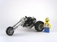 Outlaw Trike